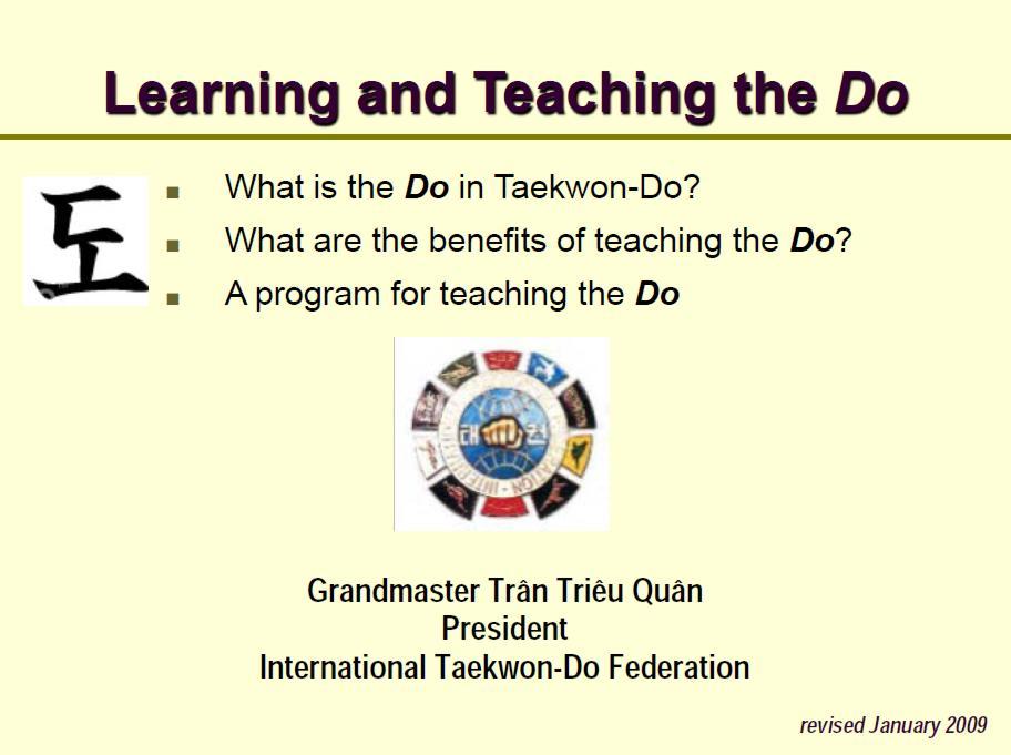 "Презентация на тема ""До"" от GM Trân Triêu Quân"