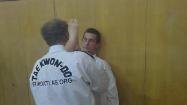 """Сашо от Евроатлас е шампион от """"Национален фестивал по бойни изкуства"""" 2010г."""
