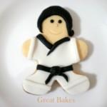 Cookie-Taekwondo Girl