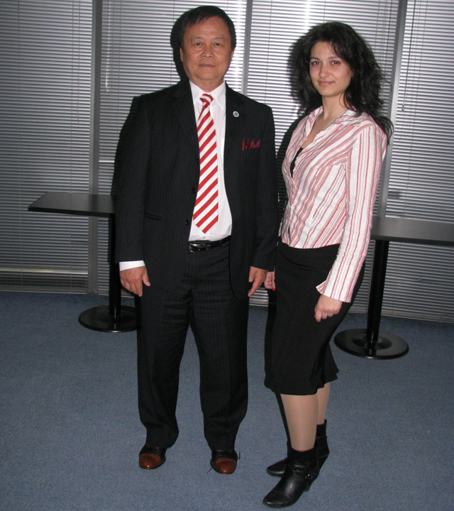 Семинарът с GM Lim 2011 през погледа на Вики