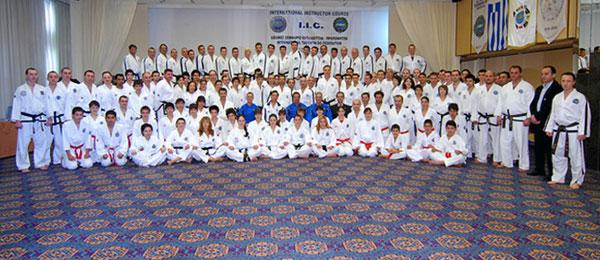 31 IIC, Гърция 2008